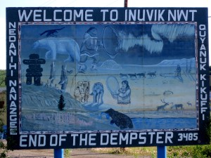 Welcome To Inuvik