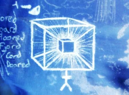Hypercube Man