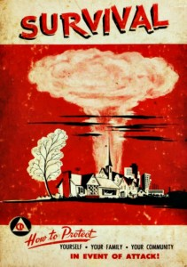 Nuclear Attack Survival Guide