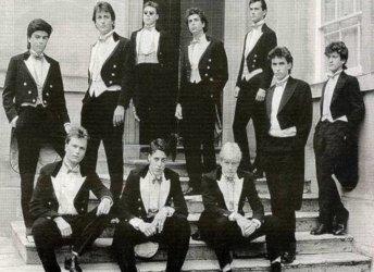 The Bullingdon Club 1987