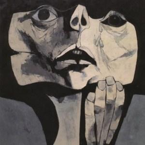 Oswaldo Guayasamín, La muerte del Che No 1.jpg