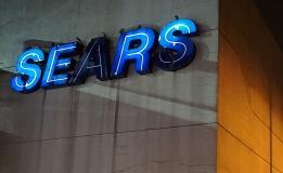 Sears Night Logo